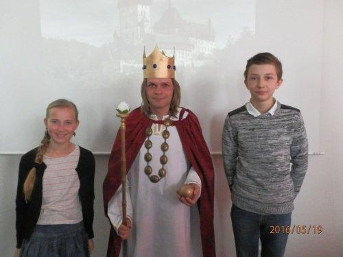 Jak je to s králem...