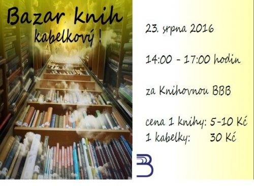 Bazar knih KABELKOVÝ
