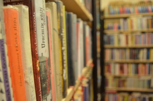 Knihovnické lekce pro střední školy a učiliště