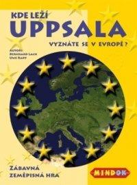 Kde leží Uppsala