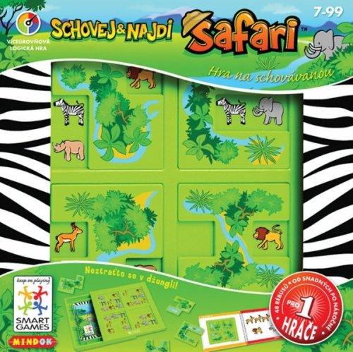 Safari - schovej & najdi
