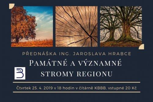 Památné a významné stromy regionu
