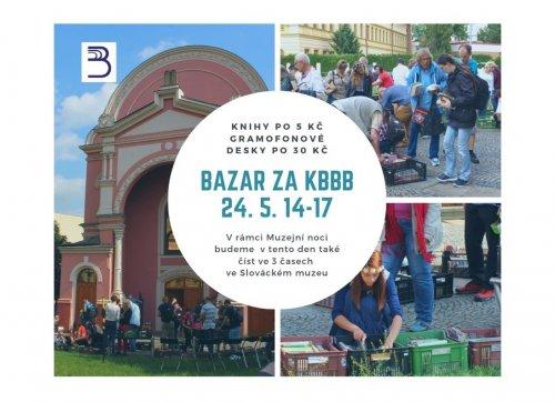 Bazar knih a gramofonových desek