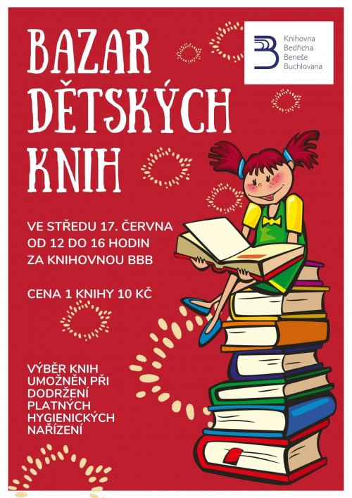 Bazar dětských knih